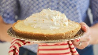 15 Minute Coconut Cream Pie
