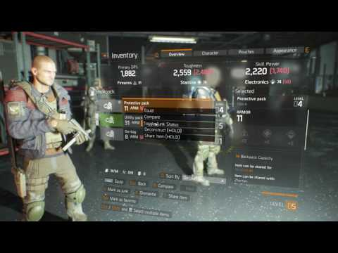Trying out The Division  [QC FR/ENG]