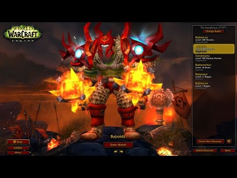 "Bajheera - ""BIG BAJROIDZ PROCCIN' ON FOOLS"" - WoW 7.0 Enhancement Shaman PvP"