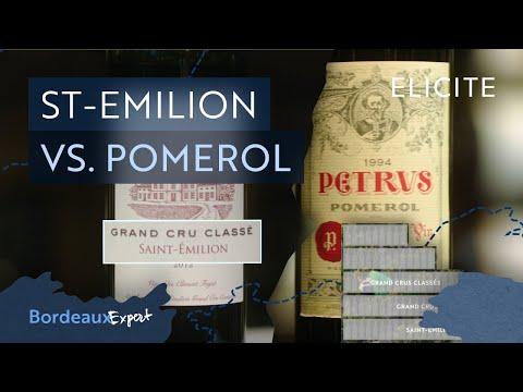Bordeaux Wines: Saint-Emilion Vs Pomerol