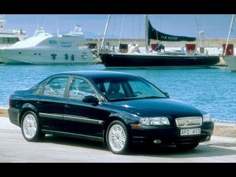 2000 Volvo S80 T6 Start Up and Review 2.8 L 6-Cylinder Twin-Turbo - YouTube