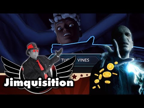 Harry Potter And The Crock Of Shit (The Jimquisition)