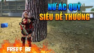 [Garena Free Fire] TEST Trang Phục Ác Quỷ | Sỹ Kẹo