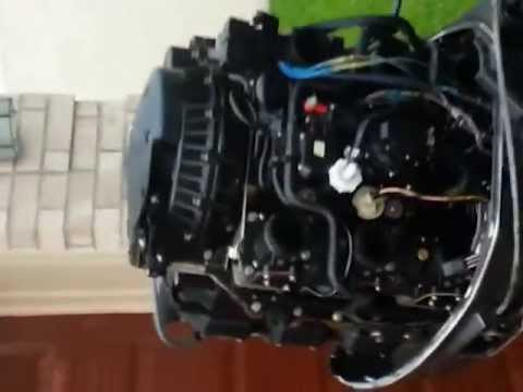 Starter Motor Solenoid Wiring Diagram Ford Puma Central Locking Johnson Fast Strike 150 With Bad Primer Gasket - Youtube