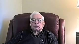 Interview with John E. Pease, WWII veteran. CCSU Veterans History Project