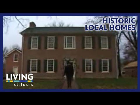 KETC | Living St. Louis | Historic Houses