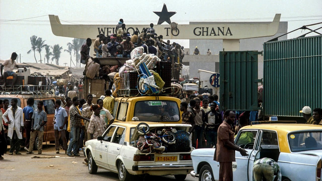 Download Nigerians Must Go : Says Ghanaians