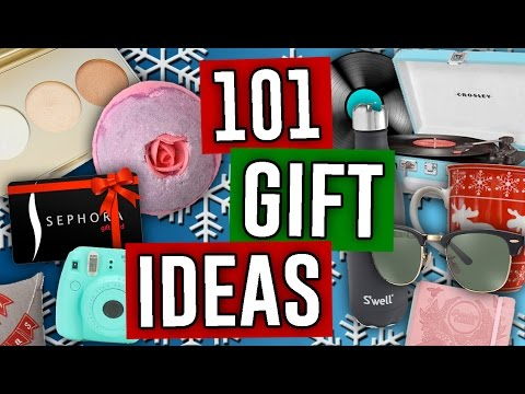 101 LAST MINUTE Gift Ideas for Every HER In Your Life!! // Jill Cimorelli