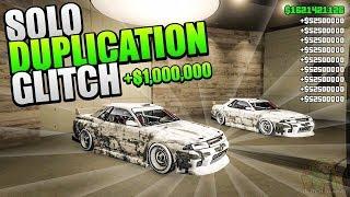 GTA 5 SOLO MONEY GLITCH 1.42 - *BRAND NEW!* SOLO CAR DUPLICATION GLITCH! (Unlimited Money) PS4/XBOX