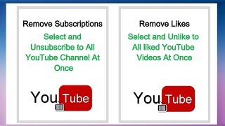 How To Remove All Subscriptions on YouTube At Once / Unsubscribe All in Few Clicks