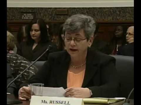 Improving Early Childhood Development Policies and Practices: Sue Russell