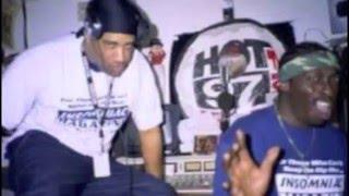 Pete Rock & Marley Marl Future Flavas Hot 97 1995