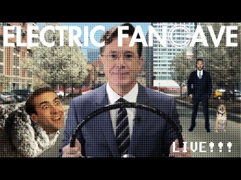 Electric Fancave Ep. 74.2 - Fancave Live!