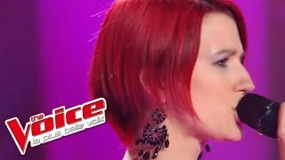 The Voice 2012 | Stéphanie Bédard - Heavy Cross (Gossip) | Blind Audition