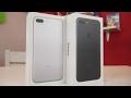 [Unboxing doble] iPhone 7 Plus (Silver + Black)