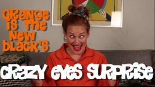 Orange Is The New Black's Crazy Eyes Surprise