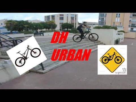 DH URBAN #1 BTWIN 520S ET 500S EPIC