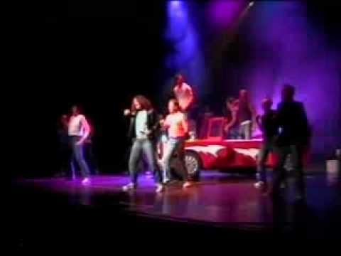 """Musicalgroep de Amerberg met Highlights """"Theater de Flint"""""""