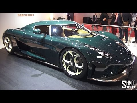 BEST of GENEVA: 812 Superfast, Performante, 720S, Valkyrie, Regera, Huayra