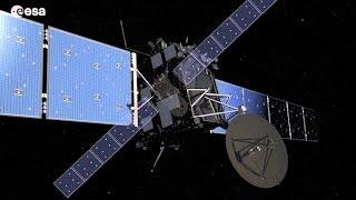 Rosetta -- y su inminente aterrizaje en un cometa I Rosetta Mission Webcast I Exploratorium