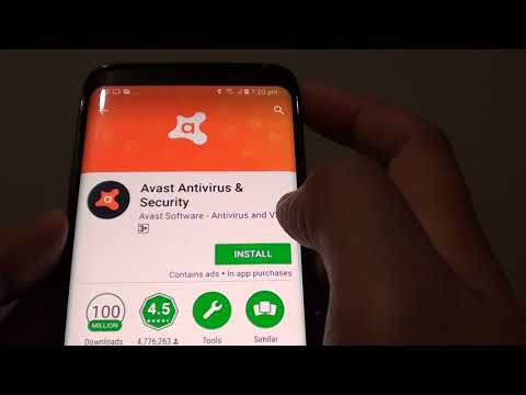Samsung Galaxy S8: How To Install An Antivirus App For Extra Protection