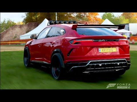 Forza Horizon 4 Online - Funniest Story You'll Hear Today! Lamborghini Uras thumbnail