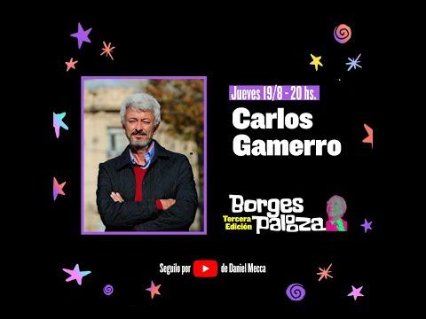 #BorgesPalooza: conversación sobre Borges con Carlos Gamerro