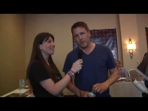 Lochlyn Munro's  at Chiller Theatre by Michelle