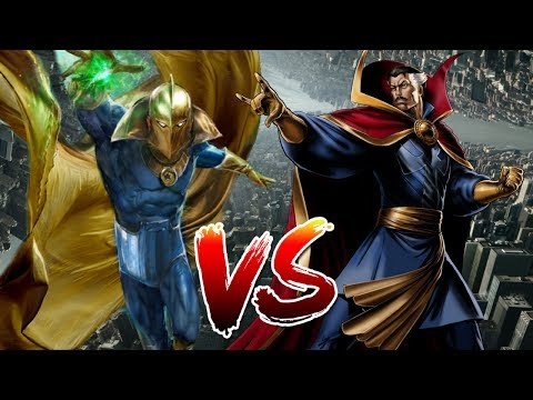 Dr Strange VS Dr Fate | Who Wins?