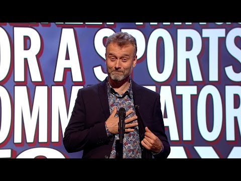 Unlikely things for a sports commentator to say – Mock the Week: Series 15 Episode 6 Preview – BBC