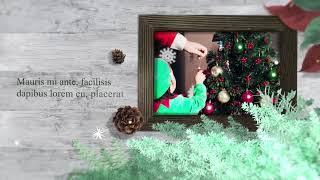 Новогоднее слайдшоу | Upsaleslab