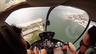 Helicopter Intro Flight