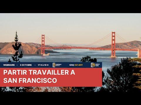 Webinar Partir travailler à San Francisco