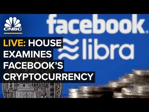 WATCH LIVE: Facebook's David Marcus testifies on Libra cryptocurrency – 07/17/2019