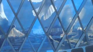 Astana Piramid - Астана Пирамида(Adil Kaskeyev visiting Astana Астана Казахстан Достопримечательности., 2011-10-28T11:08:31.000Z)