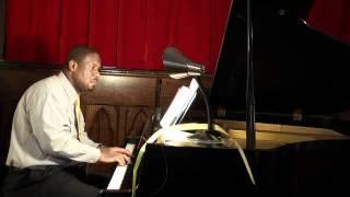 Chris Fleischer, Piano- When I Survey The Wondrous Cross- Tune: Hamburg