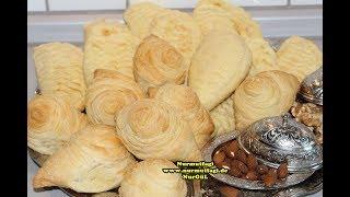 Badambura nasil yapilir tarifi - Azerbaycan yöresel tarifi Badembura - Nurmutfagi