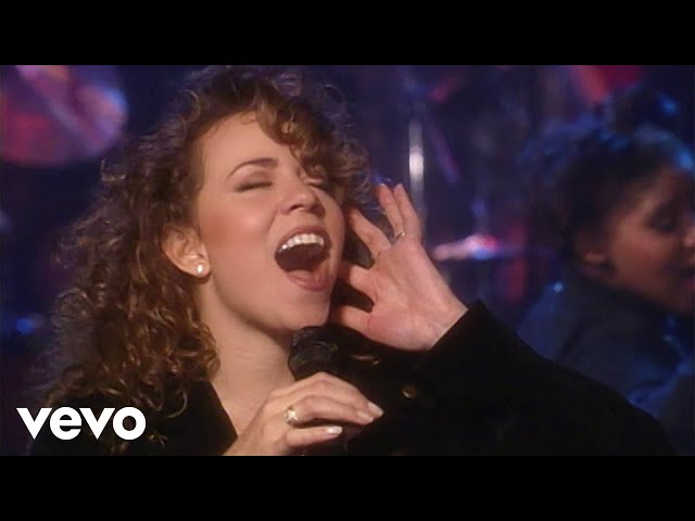 Mariah Carey - Emotions (From MTV Unplugged +3)