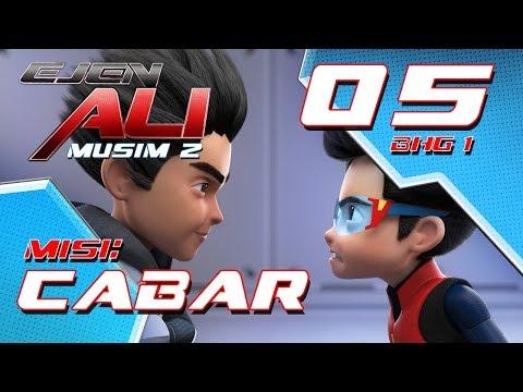 Ejen Ali - Musim 2 (EP05) - Misi : CABAR [Bahagian 1]