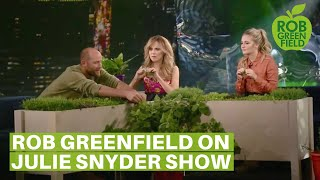 """rob Greenfield: Greener Than Green"" On The Julie Snyder Talk Show"