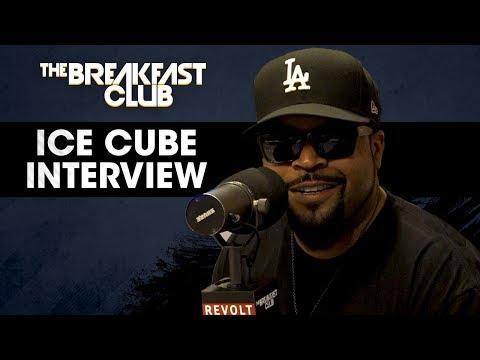 Ice Cube Talks Bill Maher, Hip Hop Biopics, BIG3 Basketball & More
