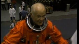 Astronaut and Sen. John Glenn Dead at 95