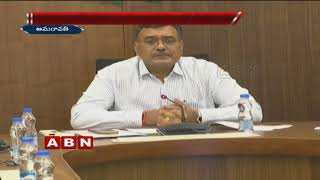 CM Chandrababu Conducted Teleconference with Fuel Department and APIIC officials over Unemployment