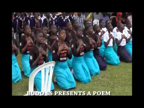Budo Senior Secondary School Poem at MDD 2016