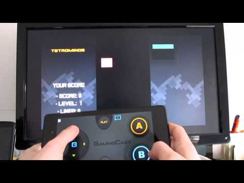 Classic games on Chromecast (with GamingCast) - YouTube