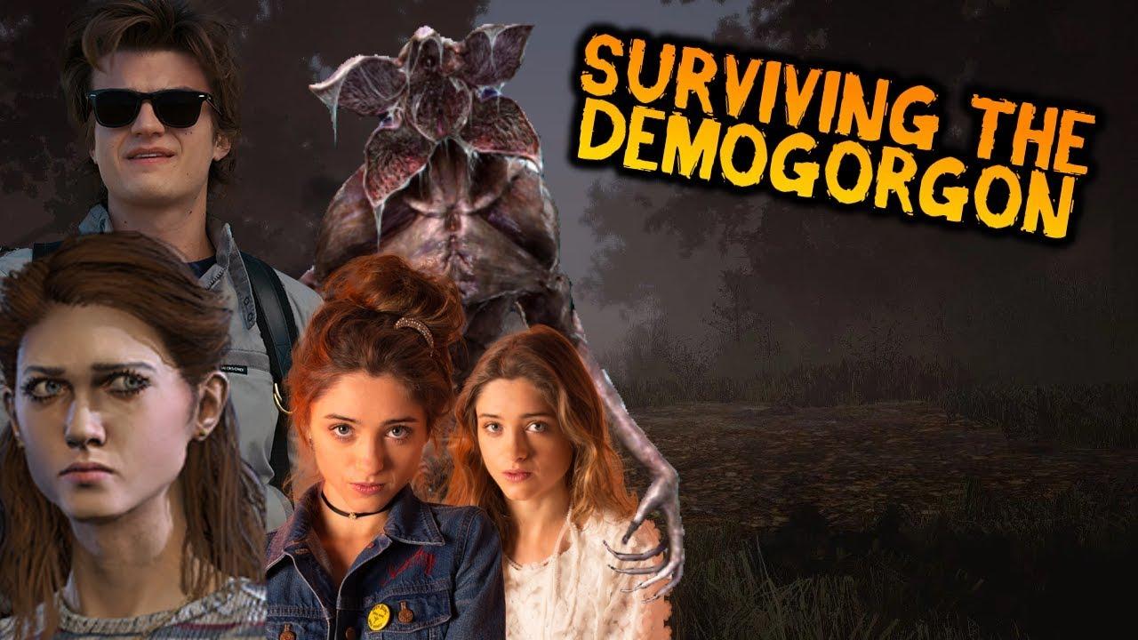 SURVIVING THE DEMOGORGON | Dead by Daylight Nancy Wheeler