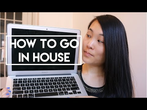 How to Become In House Counsel (my story and tips)