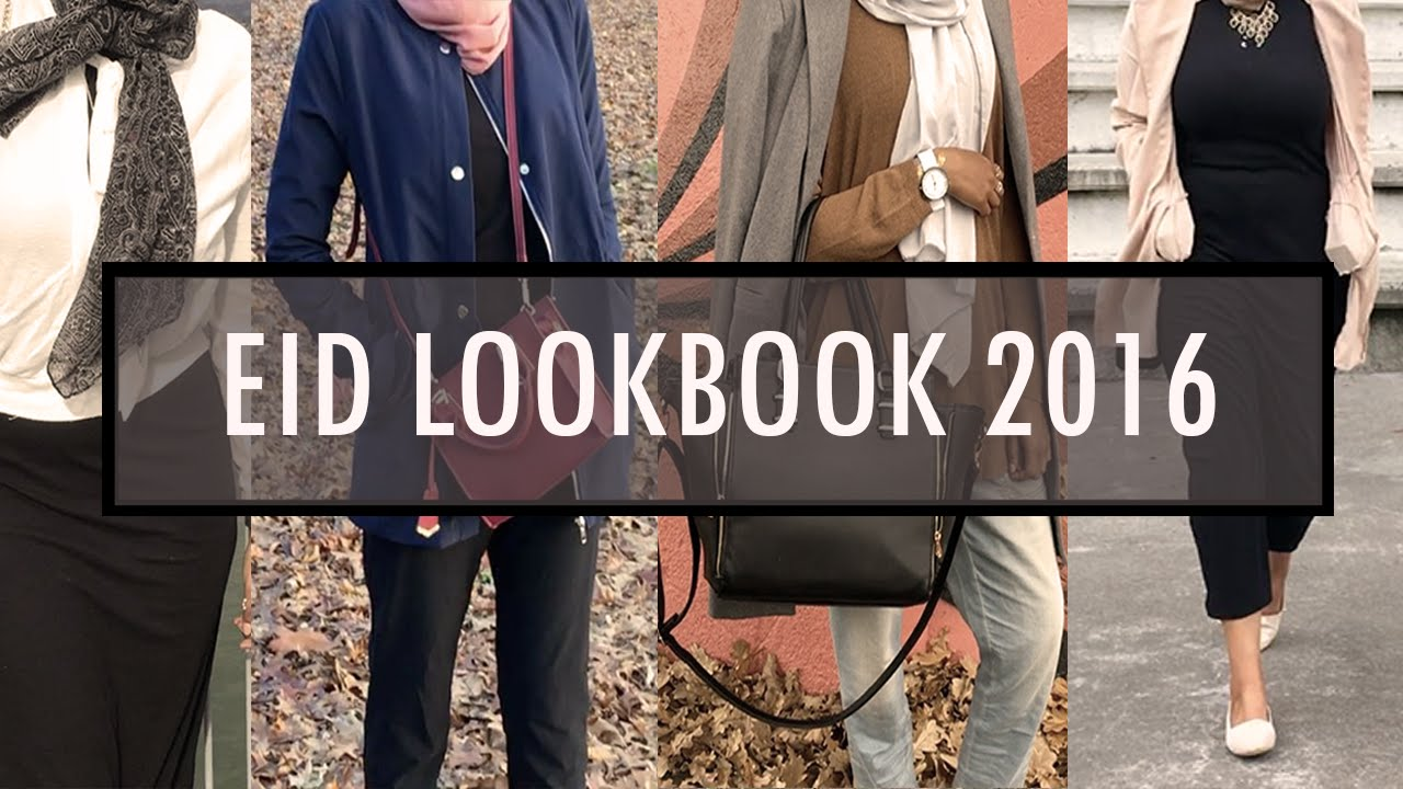 a7613b5786c8 Eid Outfits || Lookbook 2016 - YouTube