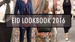 Eid Outfits || Lookbook 2016
