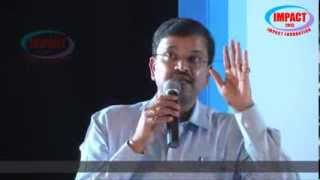JD LAKSHMINARAYANA gari Speech PART-1 at  IMPACT